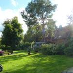 Garten am Gästehaus